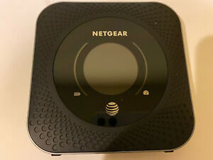 At&t Unlocked Netgear Nighthawk M1 MR1100 2A1NAS Router Band 14 Sku 6420B
