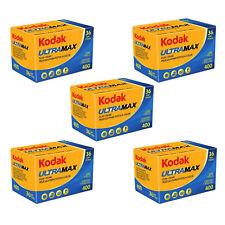 *New* Kodak Ultramax 35mm 36exp 400 (5 rolls) - Fresh Stock!