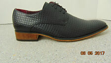 Mens UV Signature Dress Shoes Black Leather lining Man material..outside Size 12