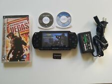 PlayStation portable PSP 1001 w/ 3 games & Memory. Excelle condition!. Free ship
