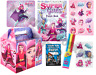 Pre Filled Girls Superhero Party Box - Super Hero Parties Activity Boys Bags