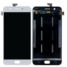 """NUOVO OPPO F1s A1601 5.5"""" LCD Display + Touch Screen Digitizer vetro Assemblea BIANCO"""
