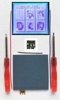 Nintendo Game Boy Original DMG-01/Pocket Bivert Chip & Backlight Mod Kit WHITE