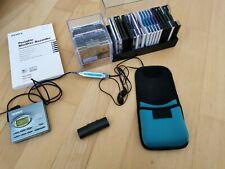 Sony Portable MiniDisc Recorder MZ-R91