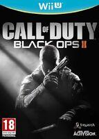 CALL OF DUTY BLACK OPS 2 JEU WiiU NEUF