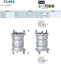 Pot catalytique Daewoo Tacuma 1.8i 16V 98cv F18S2 6/00>, antérieur OFFRE USINE