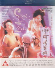 Sex & Zen Blu Ray Amy Yip Isabella Chow Lawrence NEW RA English Subtitles RARE