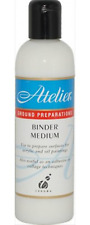 Atelier Artists Acrylic Binder 250ml