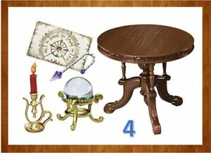 New Re-Ment Miniature 700yen Witch's House Furniture Set rement No.04