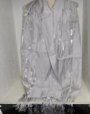 Cejon  Women's Wrap Silver One Size New !!!