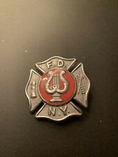 FDNY Band Fire Badge