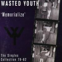 Wasted Youth - Memorialize [CD]