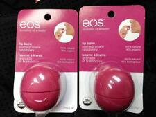 EOS Evolution of Smooth Visibly Soft Pomegranate Raspberry Lip Balm - Sealed