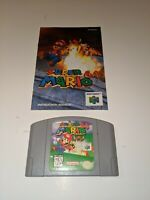 Super Mario 64 (Nintendo 64 / N64) with Manual - Authentic | TESTED