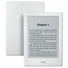 Amazon Kindle E-Reader 4GB, Wi-Fi - White