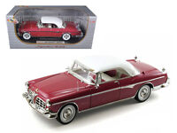 1955 Chrysler Imperial Canyon 1:18 Scale Diecast Model - 18111bur
