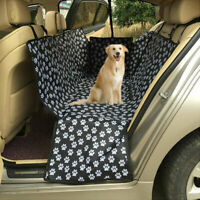 Large Dog Car Seat Cover Waterproof Hammock for Cat Pet SUV Van Back Rear Bench