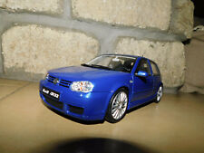 volkswagen golf 4 r32 bleu 1/18 1:18 otto ottomobile ottomodels boxed boite