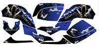 GRAPHICS KIT DecalS Stickers ALL YEARS DECO Fits For Yamaha Raptor YFM 660 OEM