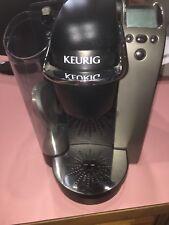 Keurig Platinum B70 Single Serve Coffee Maker 1 Cup Black & Silver Programmable