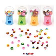 Mini Eraser in Lottery Box School Supply Stationary 1pc (Random Color)