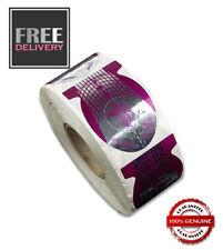 MILLENNIUM Fishtail Acrylic Gel Nail Forms 1000pcs ~ FREE POSTAGE ~ UK SELLER