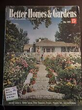 Better Homes and Gardens May 1942 Better Lawns Prize Tomatoes (B)