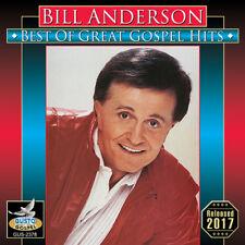 Bill Anderson - Best Of Great Gospel Hits [New CD]