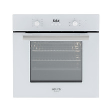 Euro Appliances EV608WH 60cm White Electric Multifunction Wall Oven