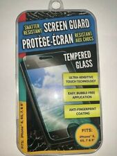 Screen Guard Tempered Glass Shatter Resistant iPhone 6, 6S, 7 & 8