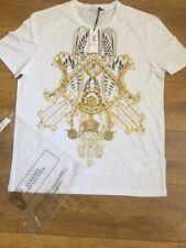 Versace Versus Blanco Medusa Camiseta XXL | Jeans Top Chaqueta de Abrigo de Zapatos Tenis Polo
