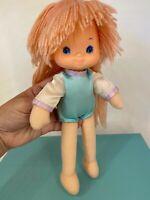 Vintage Rainbow Brite - 1983 - Moonglow - Dress Up Doll - Very Rare !