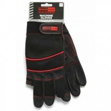 Blackrock Machine Work Gloves Fingerless Thumb And Forefinger - Hand Protection
