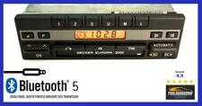 Mercedes-Benz Becker BE1105  Bluetooth 5.0 + AUX Code Karte Radio BE1100 Rarität