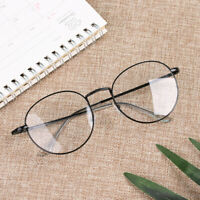 Ultra Light Resin Round Reading Glasses Vision Care Myopia Glasses Eyeglasses
