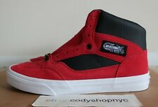 DS Vans Full Cab Suede Leather Racing Red Caballero Mens Sneakers VN0A3JIDPZO