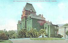 VIntage Postcard-#3005, Bacon Library Building, University of, CA,  Berkeley, CA