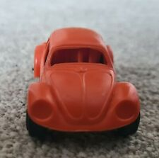 Tonka Beetle, metal bottom, plastic shell. Made in Mexico