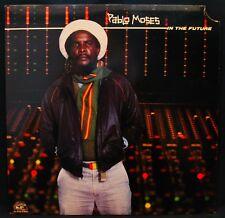 PABLO MOSES-In The Future-NM Promo Album-KALYPSO-Jamaican Reggae-ALLIGATOR