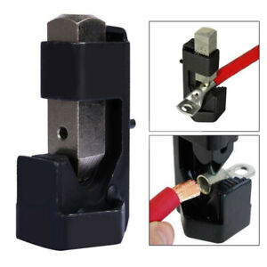 Battery Terminal Cable Hammer Crimper Wire Terminal Welding Lug Crimping Tool WM