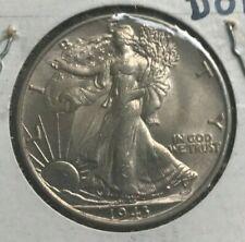 1943 Walking Liberty Half Dollar - Uncirculated