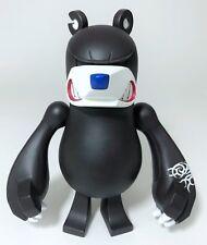"Touma Black Tattoo 6"" Knuckle Bear 2006 Limited Vinyl Toy Kaiju"