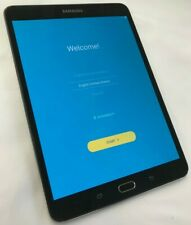 Samsung Galaxy Tab S2 SM-T710 32GB, Wi-Fi, 8in - Black 17-5E