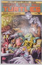 Teenage Mutant Ninja Turtles Vol 14 Order From Chaos trade paperback IDW