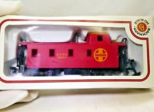 Bachmann train ATSF Santa Fe HO Scale 3851 Red Caboose railroad Boxed