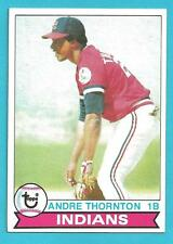 1979 Topps #280 Andre Thornton Cleveland Indians