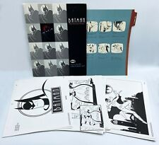 1992 vintage BATMAN the ANIMATED SERIES style guide additional art BRUCE TIMM !!
