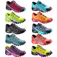 Salomon Speedcross 4 W Damen-Laufschuhe Cross-Schuhe Outdoor Hiking-Schuhe NEU