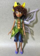 "Disney Store Exclusive Tinkerbell Disney Fairies Lilly Bell 10"" Doll - Rare!!"