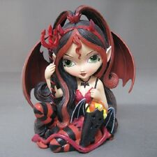 Lil Devil Jasmine Becket-Griffith Bewitching Tales Fairy Figurine